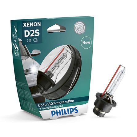philips d2s x treme vision gen2 xenon brenner 150 mehr. Black Bedroom Furniture Sets. Home Design Ideas