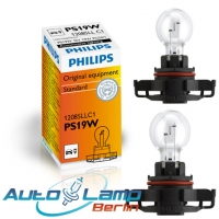PS19W 12V 19W PG20/1 2st. Philips 12085C1