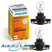 PS24W 12V 24W PG20/3 2st. Philips