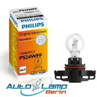 PS24W 12V 24W PG20/3 1st. Philips